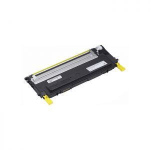 Toner Amarillo Compatible para Dell 1230