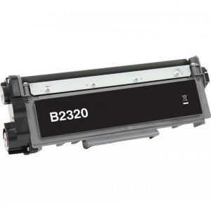 Toner Negro Compatible Brother TN2320