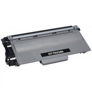 Toner Negro Compatible Brother TN3380 TN3330 TN3390
