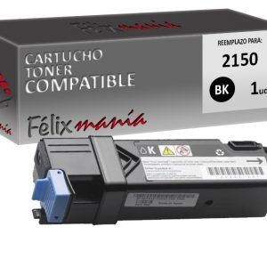 Toner Negro Compatible Dell 2150