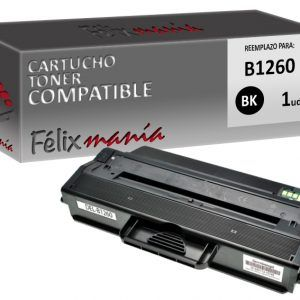 Toner Negro Compatible Dell B1260