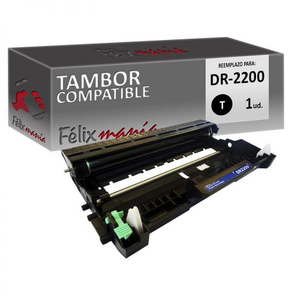 Tambor Compatible Brother DR-2200