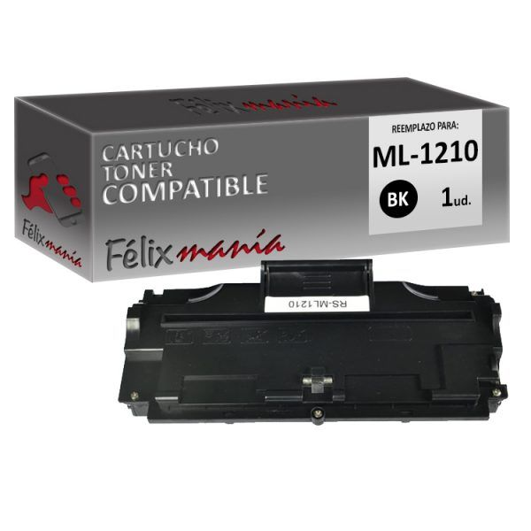 Toner Negro Compatible Samsung ML-1210
