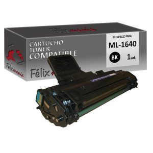 Toner Negro Compatible Samsung ML-1640