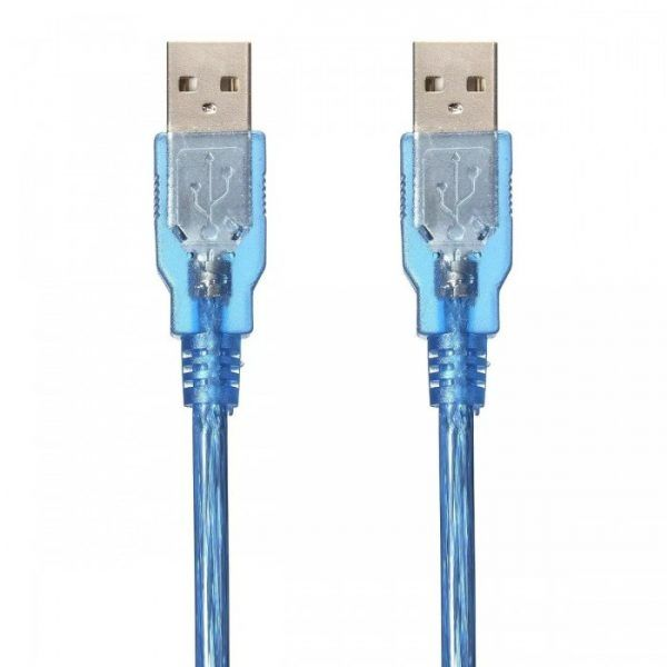 Cable USB 2.0 extension prolongador Macho Macho 480 Mbps 5 Metros