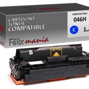 Toner Cyan Compatible Canon 046H