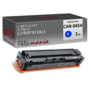Toner Cyan Compatible Canon CAN 045H