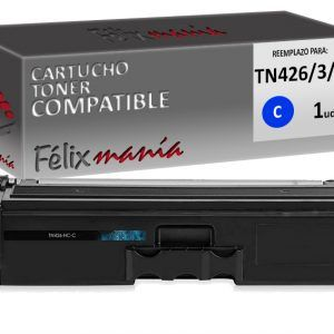 Toner Cyan Compatible Brother TN426 / 423 / 421