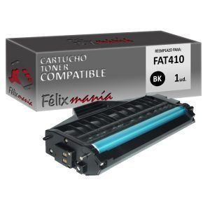 Toner Negro Compatible Panasonic FAT410