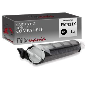 Toner Negro Compatible Panasonic FAT411X