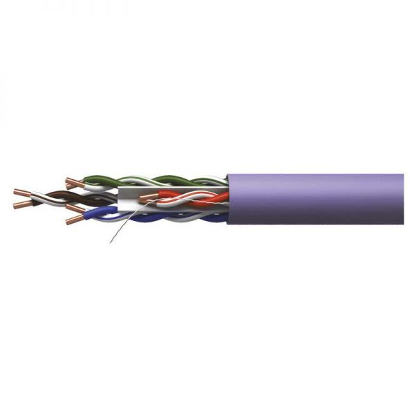 Cable RED LAN CAT 6 LSZH, 305 metros