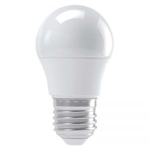 Bombilla LED Basic Mini Globe 3W E27 blanco cálido