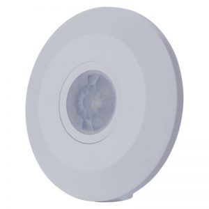 Sensor de movimiento PIR IP20 2000W blanco
