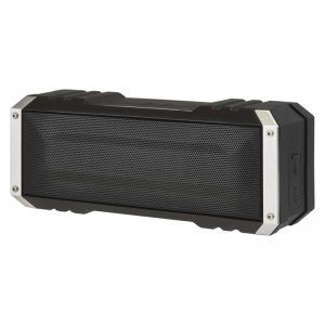 Altavoz Bluetooth EMOS Soundbox BOOMER plateado