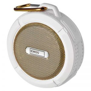 Altavoz Bluetooth EMOS Soundbox FREESTYLER dorado