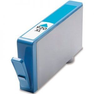 Cartucho Cyan Compatible HP 920 XL