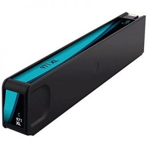 Cartucho Cyan Compatible HP 970 XL