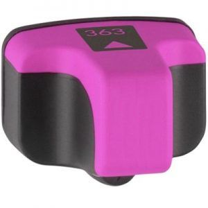 Cartucho Magenta Compatible HP 363