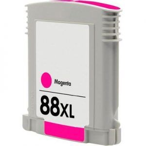 Cartucho Magenta Compatible HP 88 XL