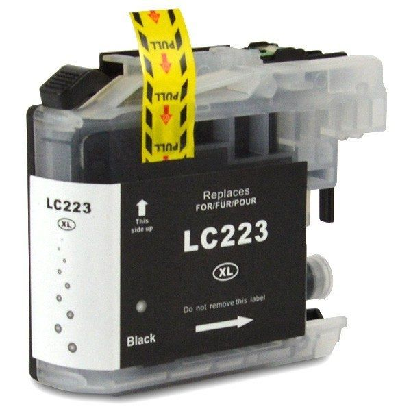 Cartucho Negro Brother LC223 Compatible