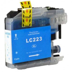 Cartucho Cyan Brother LC223 Compatible