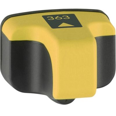 Cartucho Amarillo Compatible HP 363