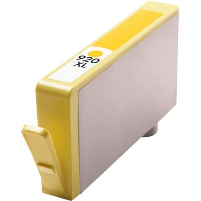 Cartucho Amarillo Compatible HP 920 XL
