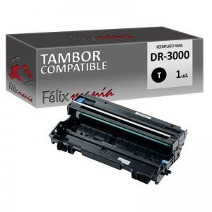 Tambor Compatible Brother DR-3000