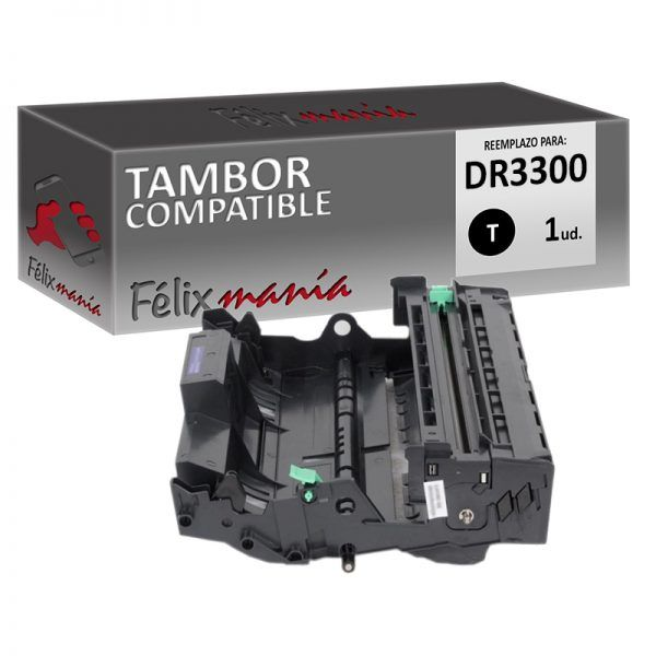Tambor Compatible Brother DR-3300