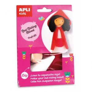 Craft Kit Caperucita Roja