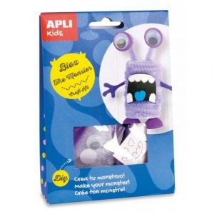 Craft Kit Bloz el Monstruo