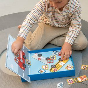 Juego Magnets Coches