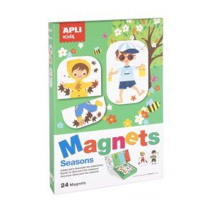 Juego Magnets Estaciones