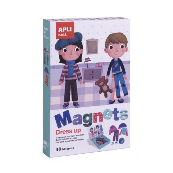 Juego Magnets Dress up