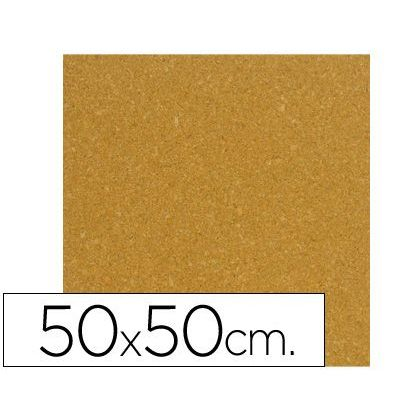 Corcho tablero 50x50cm 5mm (10 ud.)