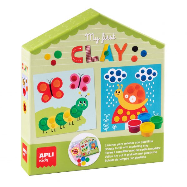 """My first Clay """"Animales"""""""